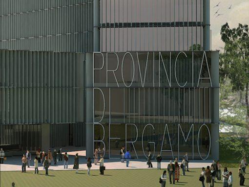Nuova sede della Provincia di Bergamo