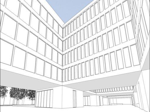 Nuovo campus USI-SUPSI a Lugano