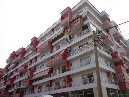 Quartiere residenziale a Tirana
