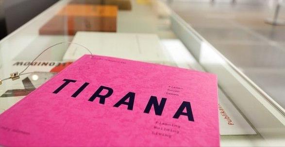 """Mostra """"Tirana"""" presso la Vienna Insurance Group"""