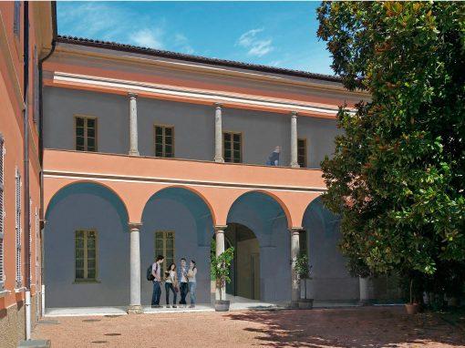 Restauro di Villa Cristina