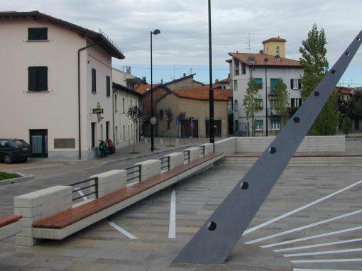 Piazza a Valmorea